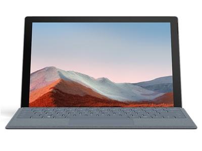 微软 Surface Pro 7+ 商用版
