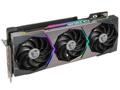 微星GeForce RTX 3070 SUPRIM 8G