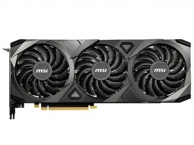 微星GeForce RTX 3080 VENTUS 3X 10G OC