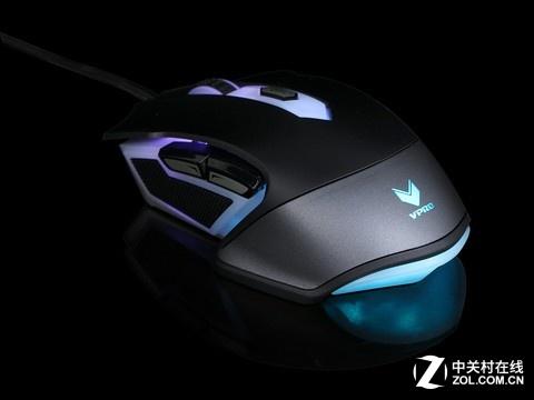 激情游戏装备加持 这些游戏鼠标助你一臂之力