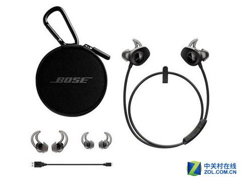 无惧挥汗 Bose Sound Sport耳机 京东1109元