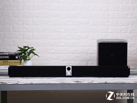 提升超薄电视音质:这些电视音响搬回家