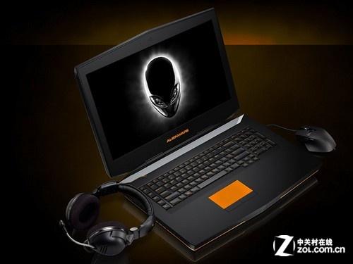 Haswell四核780M双卡 Alienware 18上市