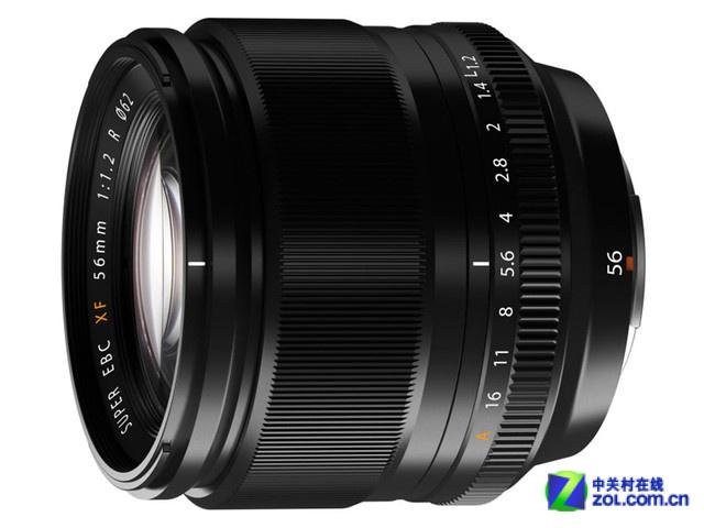 大光圈定焦镜头 富士XF 56mm f1.2 R降价
