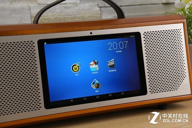 智能影音新选择 惠威MC-200多媒体音箱评测