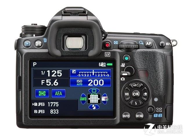 宾得2600万像素APS-C单反相机2020年发布