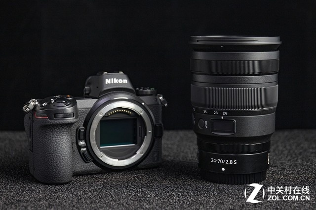 大光圈万能头 尼康Z 24-70mm F2.8S镜头