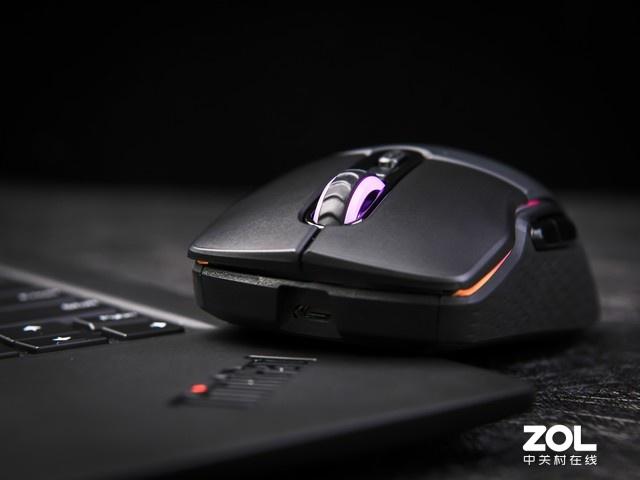 雷柏 VT200双模版 电竞RGB对称鼠标