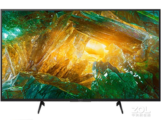 液晶电视 索尼 75X8000H广东售价9299元