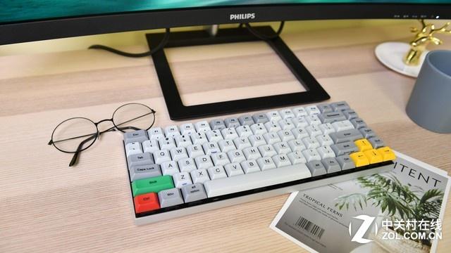 比87键还小的键盘能用吗?谈谈75%配列是什么体验