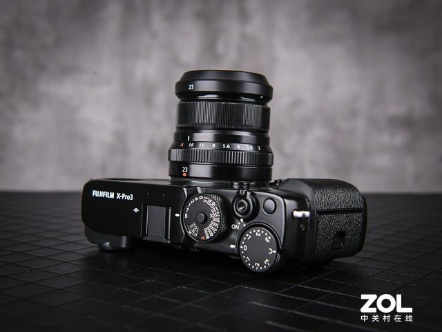 高画质复古机身 富士X-Pro3无反相机值得买