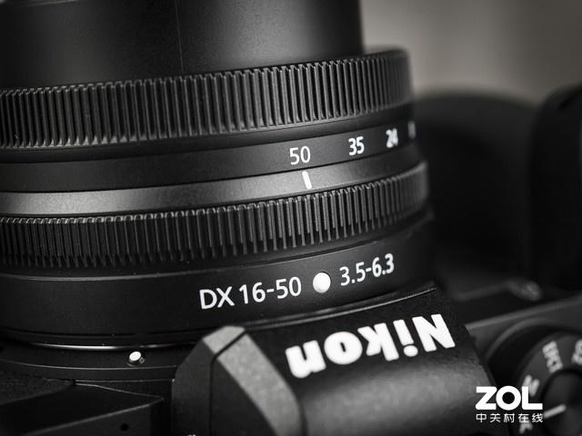 极致轻便 尼康Z DX 16-50mm f/3.5-6.3 VR体验