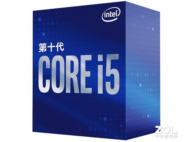 英特尔酷睿 i5-10400F热销 售价1499元