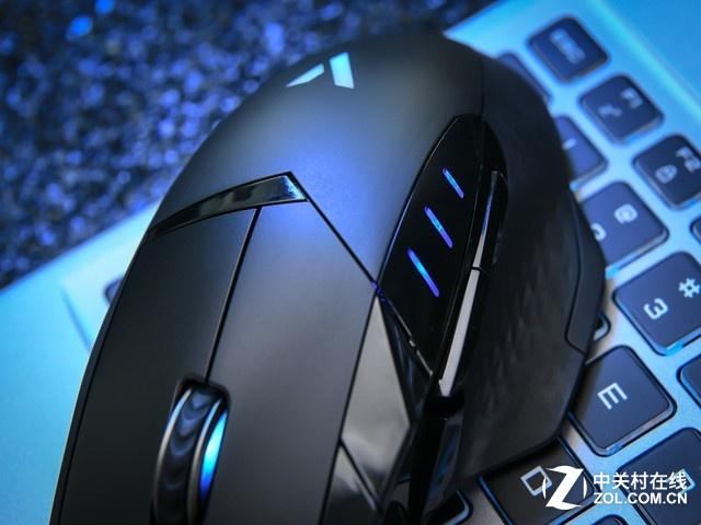 加护翼更贴心 雷柏VT300S游戏鼠标评测
