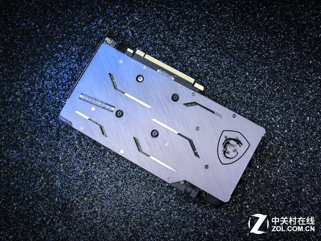 银色魔龙 微星GTX 1660 Ti显卡评测