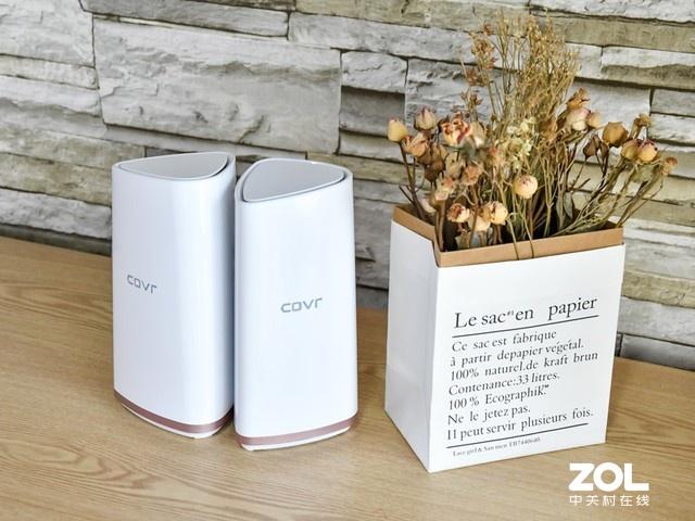 60秒搞定全屋WiFi D-Link COVR-2202评测