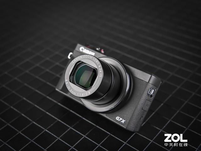 新一代VLOG神器 佳能G7X III京东4999元