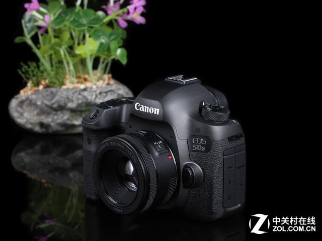 佳能 5Ds专业单反相机售价12600元