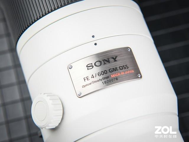 售价超十万 索尼600mmF4定焦镜头评测