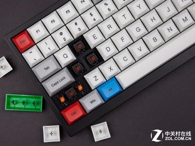 超级英雄中意的机械键盘,你会喜欢吗?