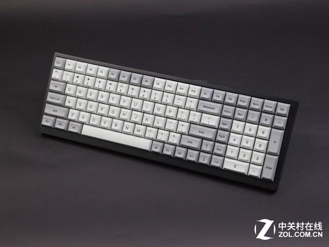 VortexGear Tab90茶轴键盘体验
