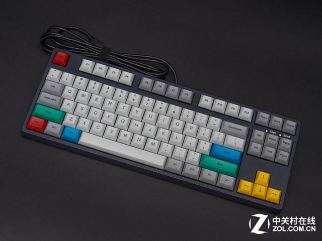 小众之选 Vortexgear Type S机械键盘
