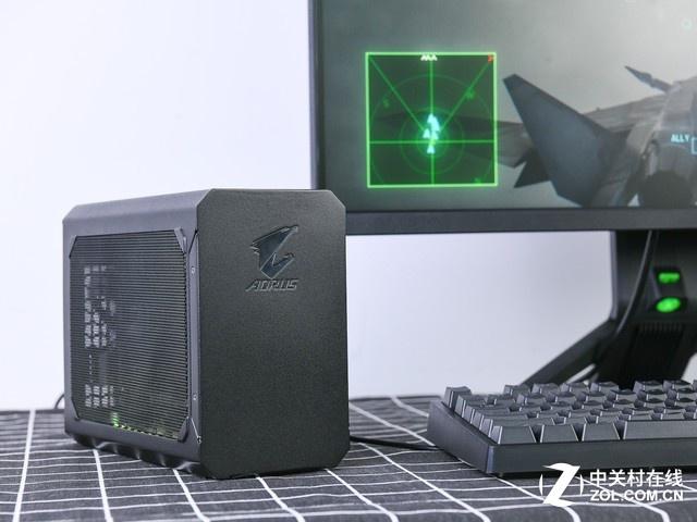 超极本玩3A 技嘉RTX 2070显卡坞评测