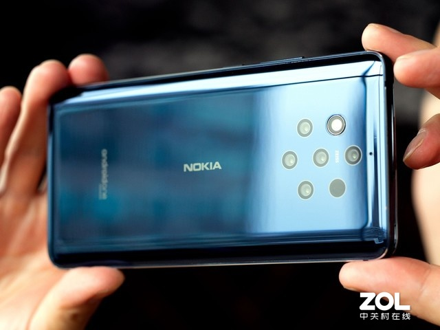 Nokia 9 PureView正式登陆印度市场