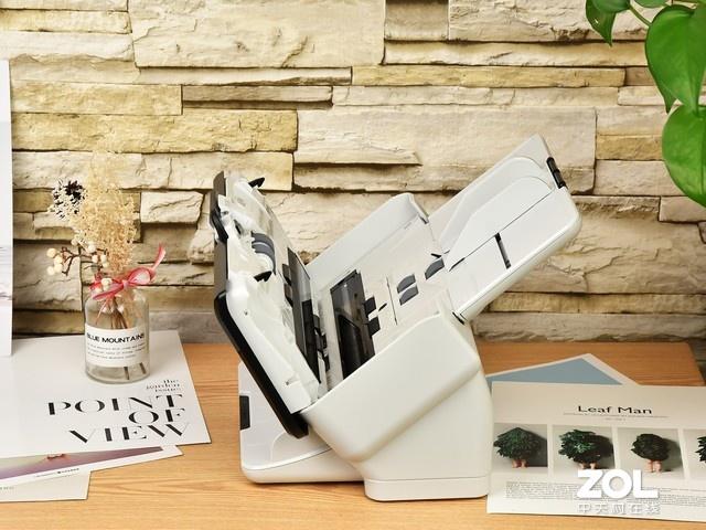小商家經濟款 柯達樂芮E1025掃描儀評測