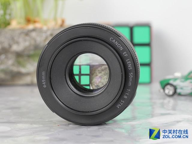 第一支大光圈镜头 佳能50mm f1.8 STM