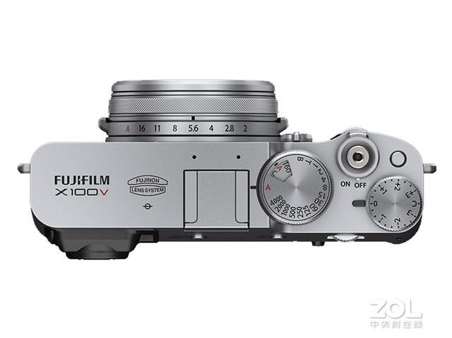 时尚机身高画质 富士X100V无反相机很强悍