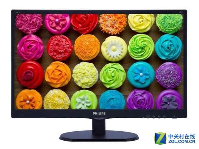 明艳色彩 节能高效 两款显示器带给你