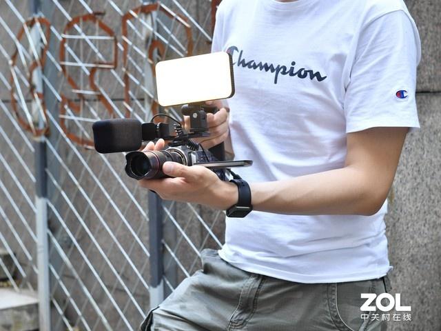 虎牙+淘宝直播 欧达AZ50摄像机有何利器?