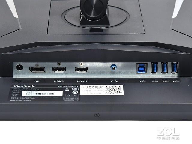 优派黑豹显示器 快速NanoIPS面板 颠覆未来