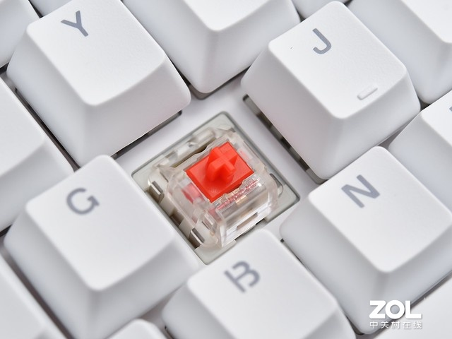 雷柏键盘评测