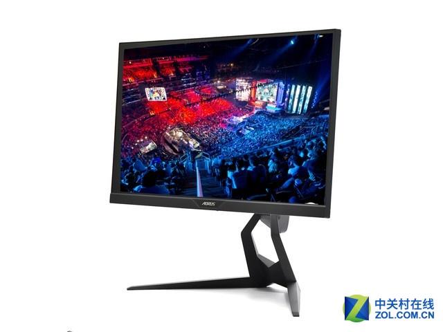 240Hz+0.5ms 技嘉公布超强电竞显示器