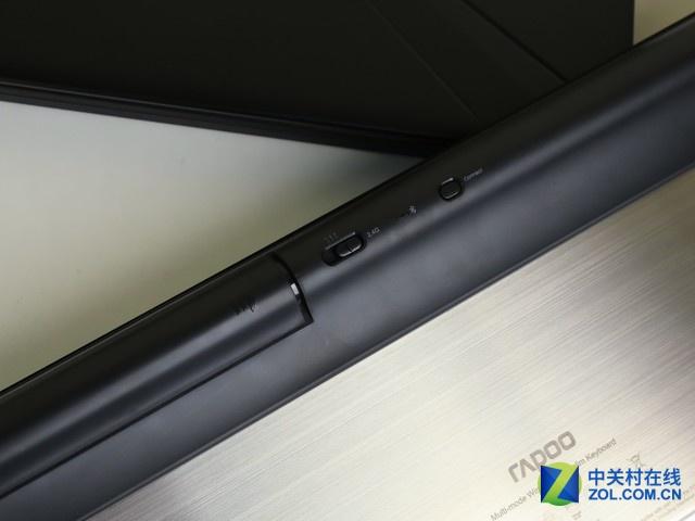 轻薄+无线带来的生产力提升 雷柏MT950S体验报告