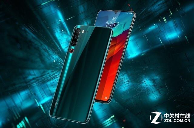联想Z6 Pro蓝色版明天发售
