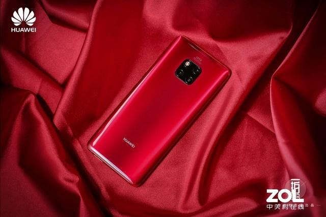 好手机当选中国造 华为Mate 20 Pro同价位无敌