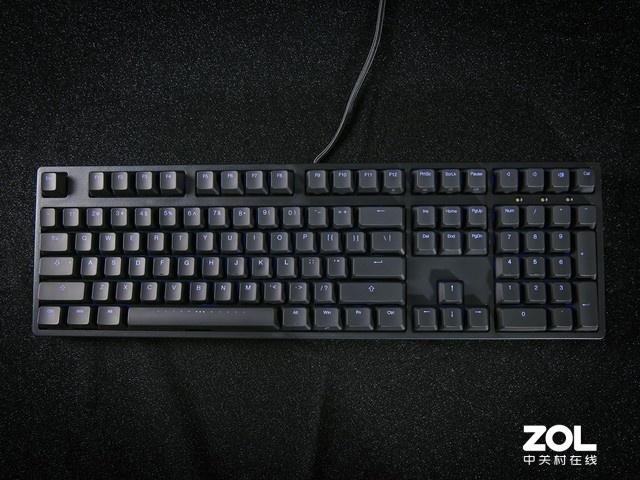 樱桃轴加持 IKBC F108机械键盘热销