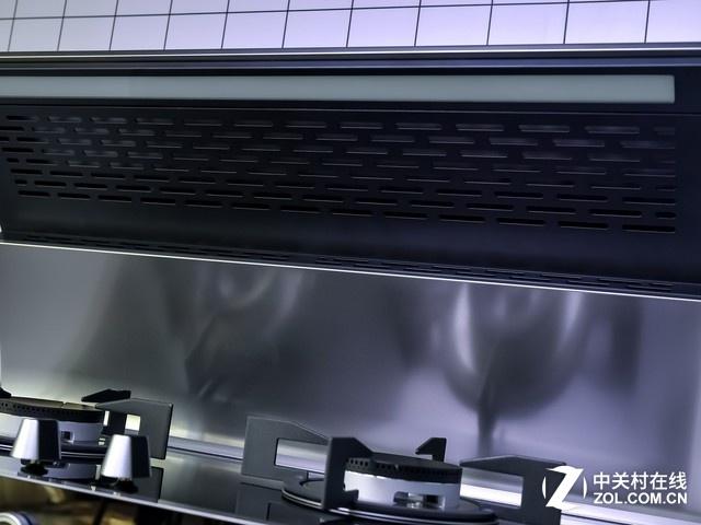 大吸力不跑烟 火星人X7集成灶厨房好帮手插图