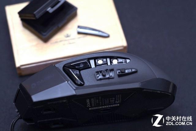 有显示屏的鼠标想试试吗 趁618快买达尔优EM945