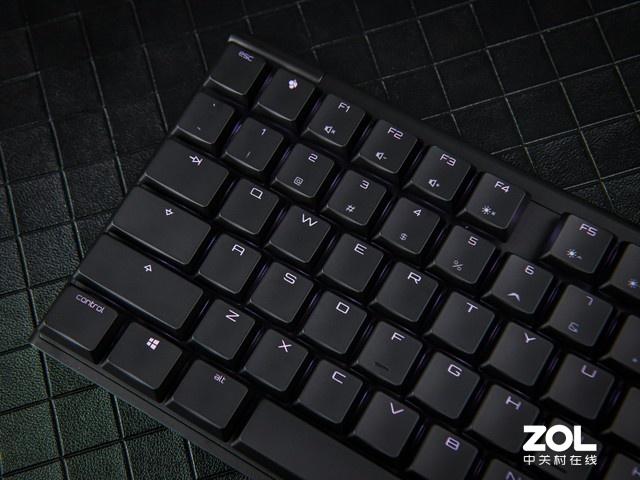 薄若刀锋 矮轴首秀 CHERRY MX10.0机械键盘评测
