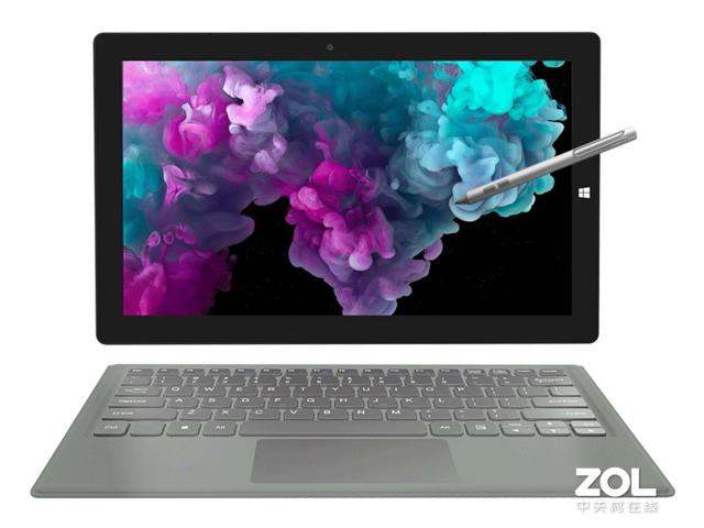 中柏平板电脑二合一 EZpad Go享30天试用