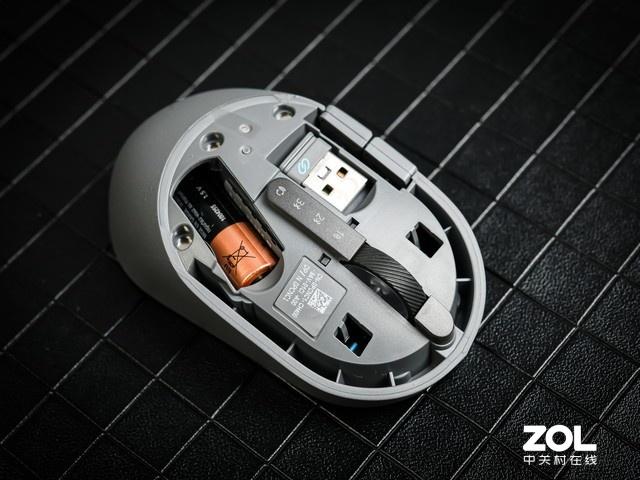 戴尔MS5320W多设备无线鼠标评测 多设备办公必备