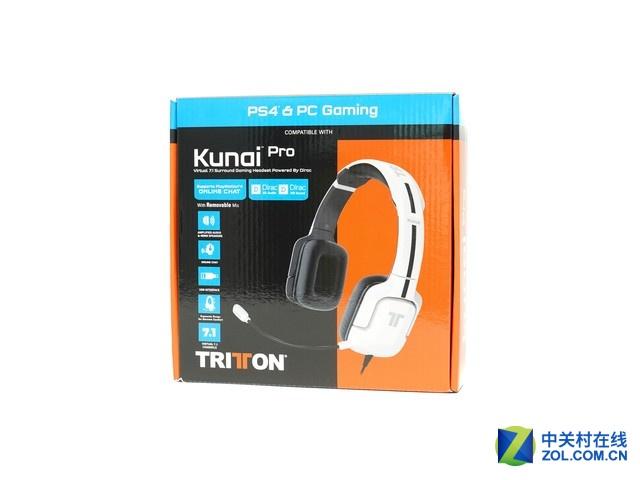 """""""你的首款电竞耳机""""kunai pro Dirac评测"""