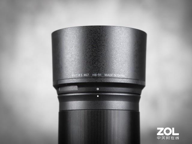 尼康Z 85mm f/1.8金银棋牌玩转人像摄影拍摄