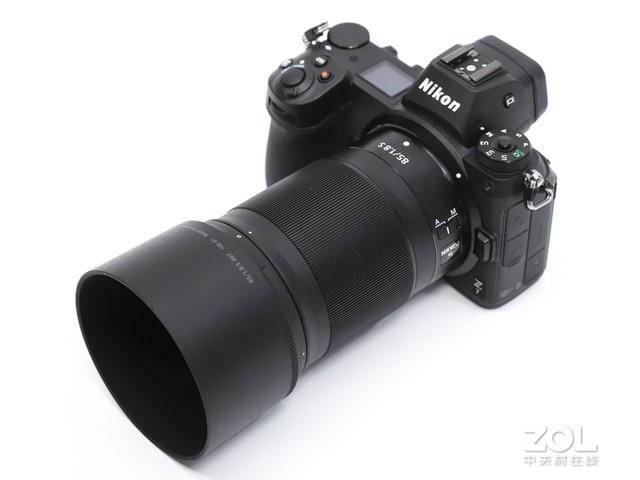 高端人像选这支尼康Z 85mm f/1.8镜头