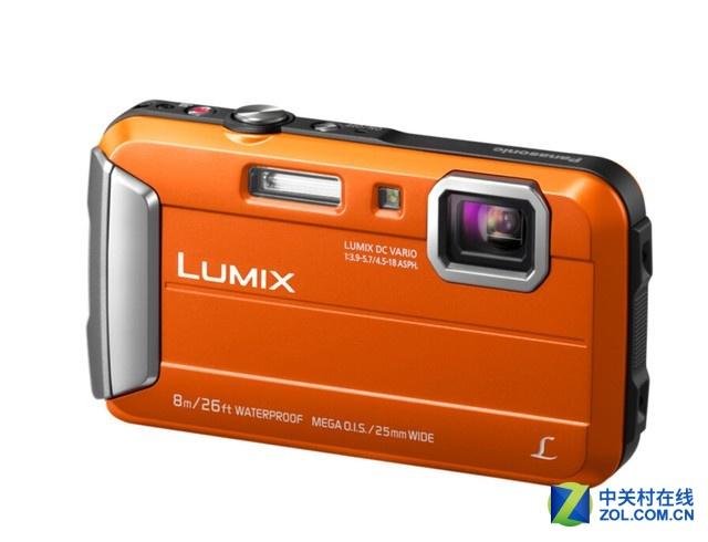松下TS30这款防水相机如何?