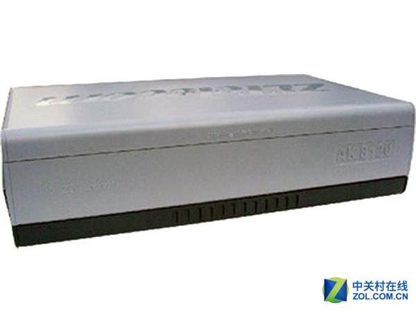 中联AK8120RD 6外线 48分机售价1550元
